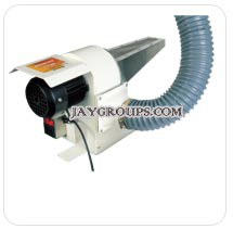 Spray gun super exhaust